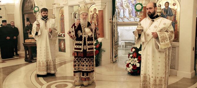 Савиндан у заветном храму српског народа на Врачару