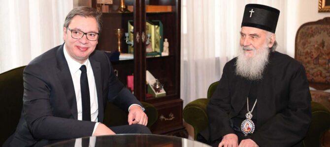 Божића честитка председника Александра Вучића