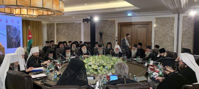 Сабрање предстојатеља Православних Цркава у Јордану