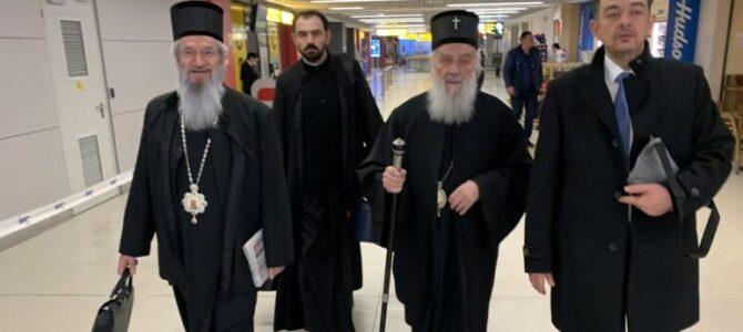 Патријарх српски г. Иринеј у архипастирској посети Епархијама СПЦ у САД