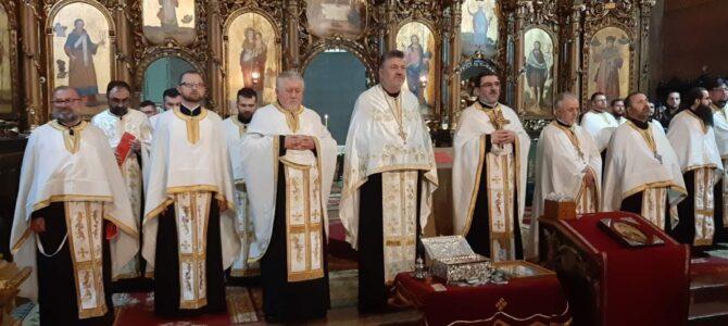 У сремскомитровачком Саборном храму служен Молебан подршке заштити светиња у Црној Гори