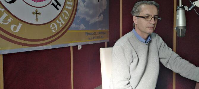 ИМАМО ГОСТА: Предраг Пузић – писац
