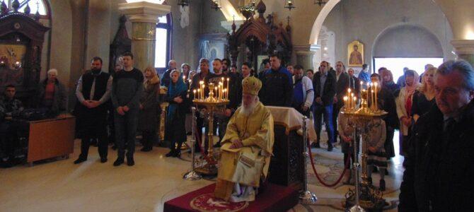 Најава: Патријарх српски г. Иринеј у недељу богослужи у Покровском храму