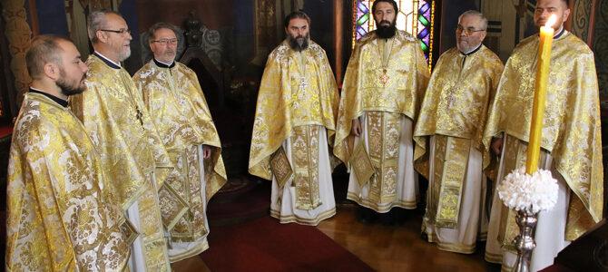 Слава Патријаршијске капеле Светог Симеона Мироточивог
