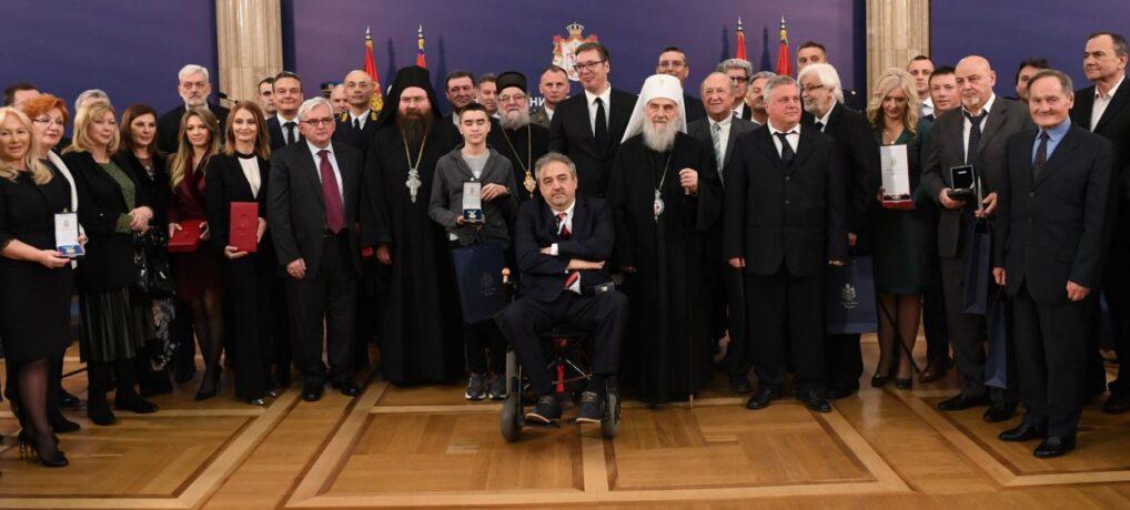 Патријарх српски г. Иринеј на свечаности поводом Дана државности Србије