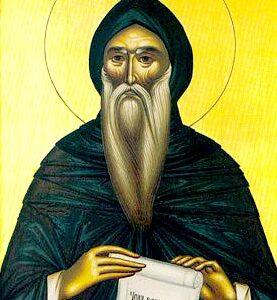 Преподобни Симеон Мироточиви (Стефан Немања)