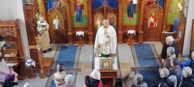 Недеља Чиста у храму Свете Петке у Новој Пазови
