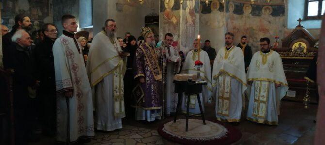 Теодорова субота у манастиру Ново Хопово