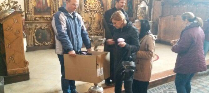 Епархија сремска у данима искушења помаже верни народ