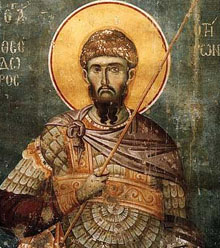 Теодорова субота – прва субота Часног поста