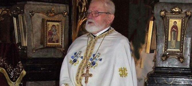 Упокојио се протојереј-ставрофор Душан Кoлунџић