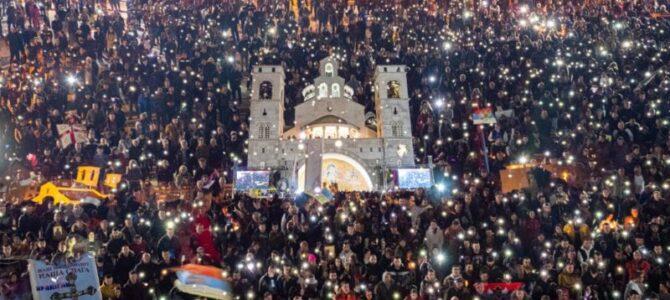 """Филм """"Црна Гора – битка за Православље"""""""