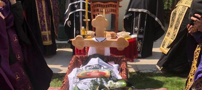 У Малој Ремети молитвено испраћена игуманија Рафаила (Марковић)