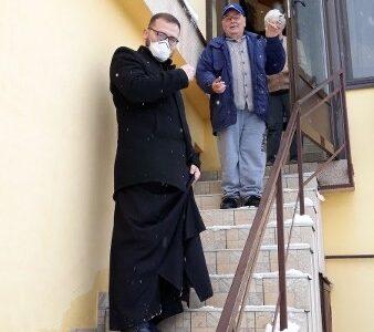 """Донација Дому здравља """"Рума"""" и помоћ становништву од СПЦО Рума"""
