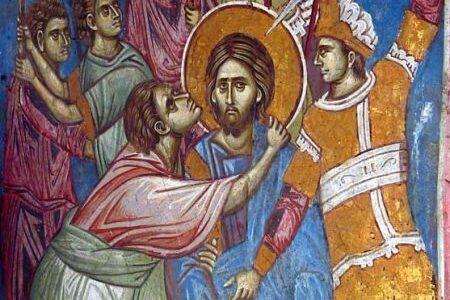 Јутрење Великог петка са читањем 12 Јеванђеља о страдању Господа Исуса Христа