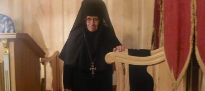 Уснула у Господу мати Рафаила настојатељица манастира Мала Ремета