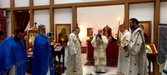 Његова Светост Патријарх српски г. Иринеј богослужио у насељу Јајинци