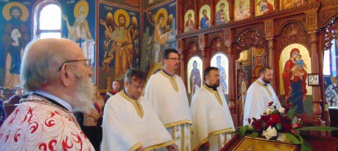 Слава цркве Св. Кирила и Методија у Бусијама