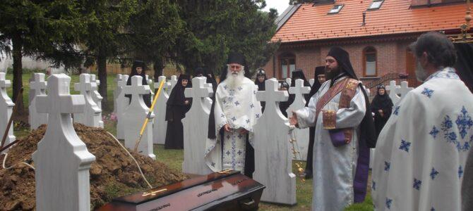 Схи-Монахиња Арсенија Поповић