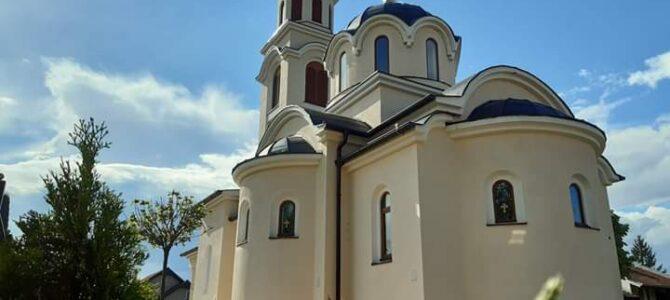 Распоред богослужења у храму Светих Кирила и Методија у Сремској Митровици