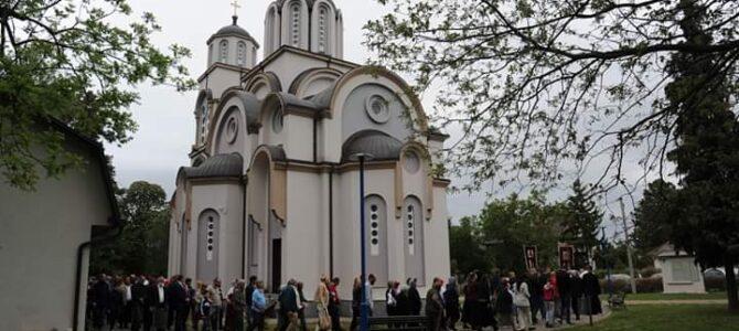 Прослављена храмовна слава у Беочину