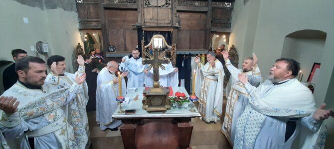 Свечано прослављена слава храма Вазнесења Господњег – Спасовдан у Руми