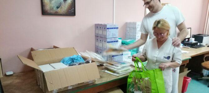 Помоћ од СПЦО Рума Општој болници у Сремској Митровици