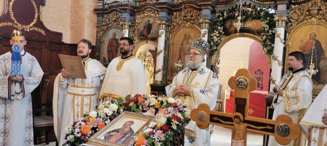 Света архијерејска Литургија у Сремским Михаљевцима