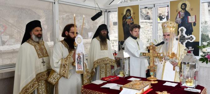 Мошти Светог Василија су хаљине Христа Господа