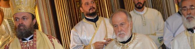 Владика Стефан: Оче Момо, поносан што си ме називао својим сином