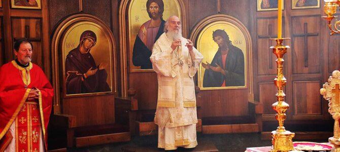 Патријарх српски г. Иринеј богослужио у храму Св. Марка на Ташмајдану