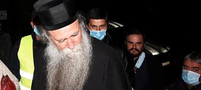 Ухапшени владика Јоаникије и свештеници, одређено им задржавање до 72 сата