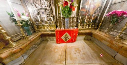 Црква Гроба Господњег поново отворена