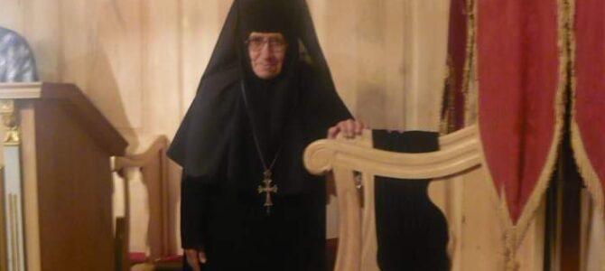 Најава: Четрдесет дана од упокојења вољене игуманије мати Рафаиле