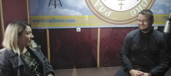 ЗАЈЕДНИЧАРЕЊЕ: Јереј Немања Бошковић, парох при Храму Светог Саве у Бечмену