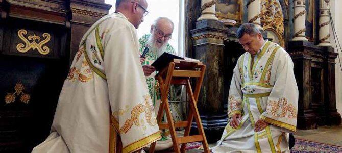 Патријарх српски г. Иринеј богослужио у цркви Свете Тројице у Гроцкој