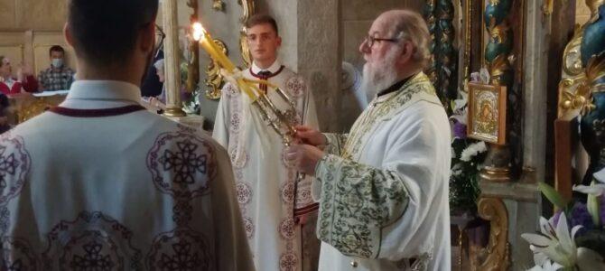 Најава: Његово Преосвештенство Епископ сремски сутра богослужи у Батајници