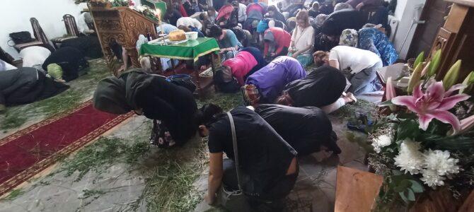 Педесетица прослављена у храму Покрова Пресвете Богородице у Петроварадину