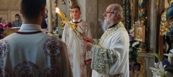 Света архијерејска Литургија и прослава манастирске славе у Јаску