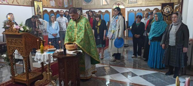 У Покровском храму у Петроварадину прослављен Свети Лука