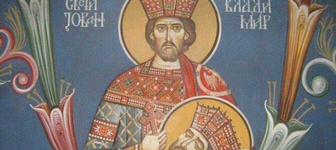 Свети мученик Јован Владимир, кнез Српски