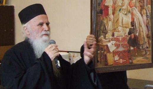 Најава: Предавање Архимандрита Стефана, настојатеља манастира Велика Ремета
