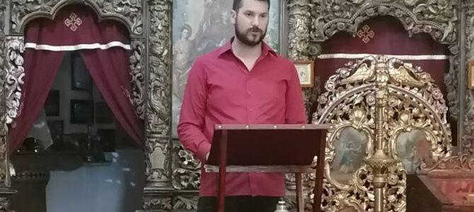 Предаваље о Видовдану у храму Св. архиђакона Стефана у Сремској Митровици