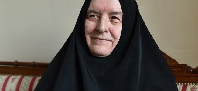 Уснула у Господу монахиња Ирина (Јефтенић)