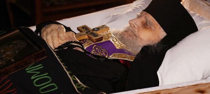 Последњи исповедник старца Клеопе, јеромонах Јаков, упокојио се у Господу