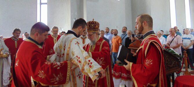 Слава цркве Светог Јована Шангајског у Батајници