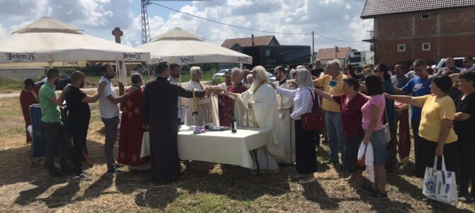 Празник Свете мученице Недеље у Новој Пазови