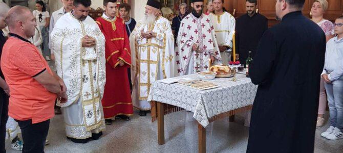 Празник Светих мученика и бесребреника Козме и Дамјана прослављен у Кузмину
