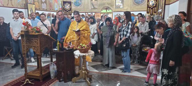 Петровдан у храму Покрова Пресвете Богородице у Петроварадину