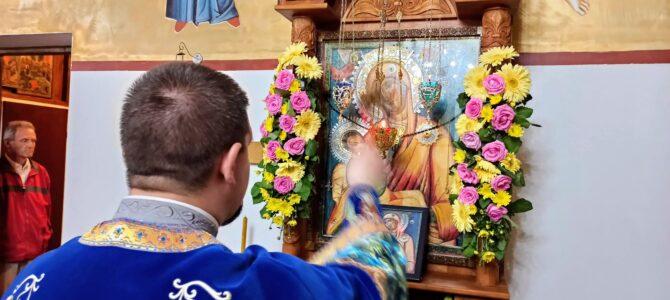 Свеноћно Бденије у славу иконе Пресвете Богородице Млекопитатељнице